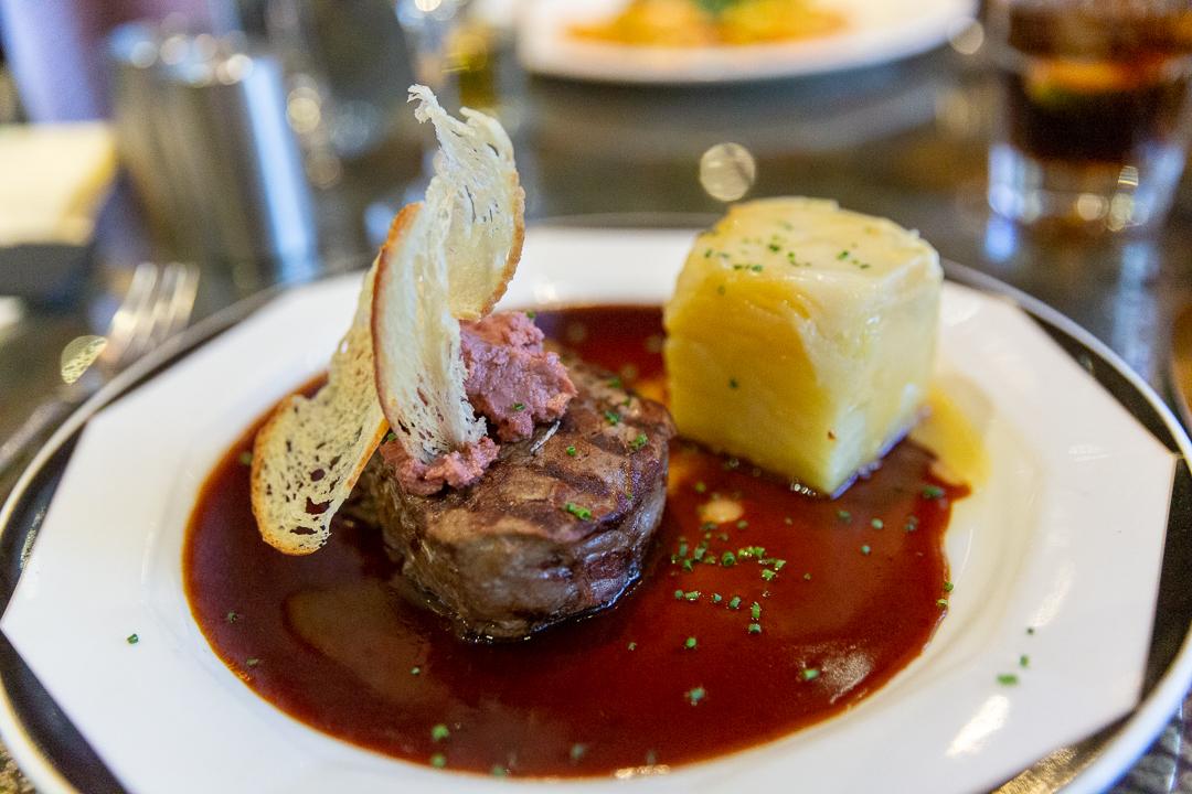 Bibis Menus Italian Restaurant Leeds